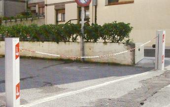 Barrières de chaîne
