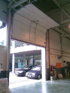 Seccionales Industriales ISD2